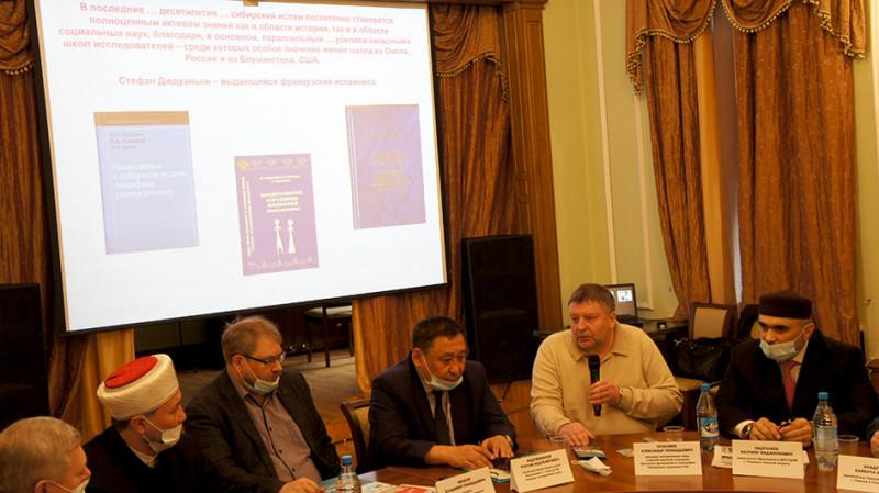 Седьмое заседание дискуссионного клуба евразийской исламской молодежи